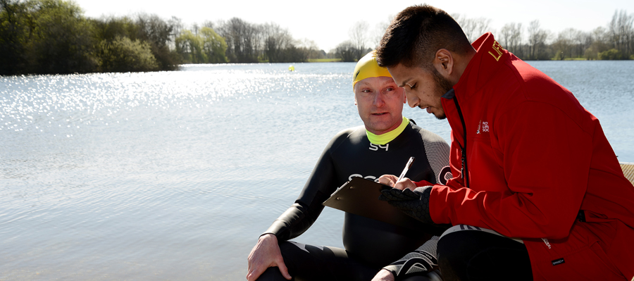 RLSS UK Open Water Lifeguard 'bolt-on' Module