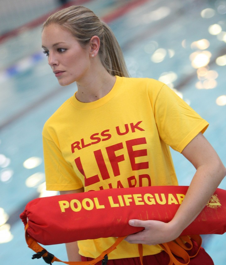 RLSS UK National Pool Lifeguard Course , Kingsway Leisure Centre , Widnes Cheshire