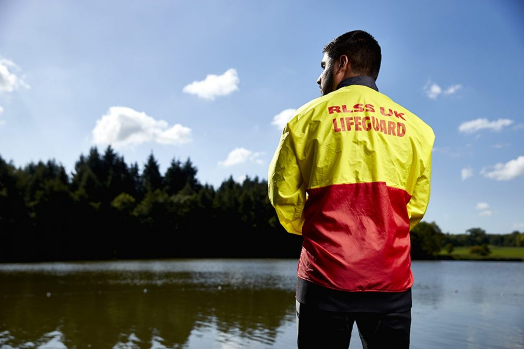 RLSS UK Open Water Lifeguard Qualification (RPL) One day Course