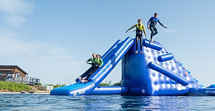 Wild Shore Delamere – Water Sports & Aqua Park