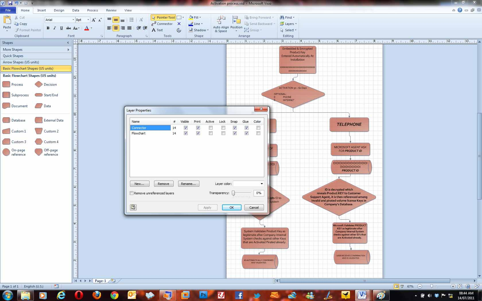ActiveWin Com  Microsoft Visio Premium 2010   Review What s new in Visio 2010