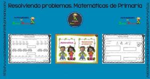 Resolviendo problemas. Matemáticas de Primaria