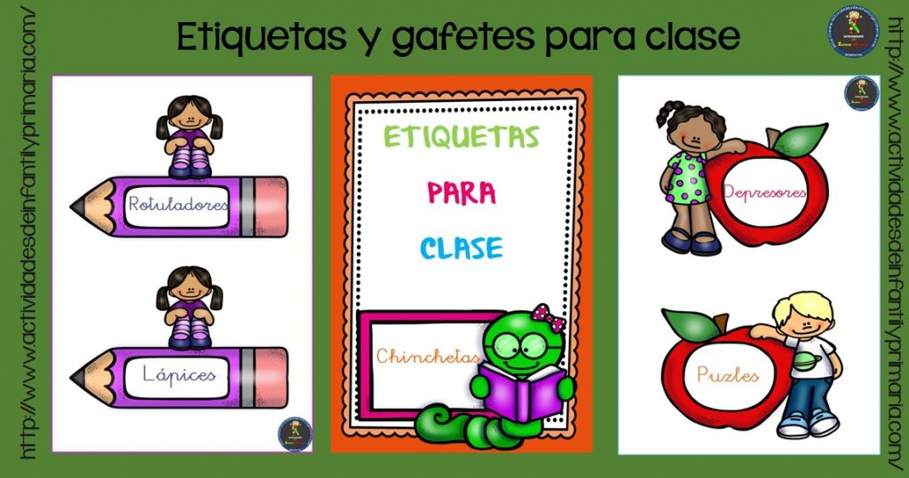 Gafetes Para Preescolar Imprimir Gratis Plantillas De Gafetes Para