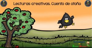 Lecturas creativas. Cuento de otoño