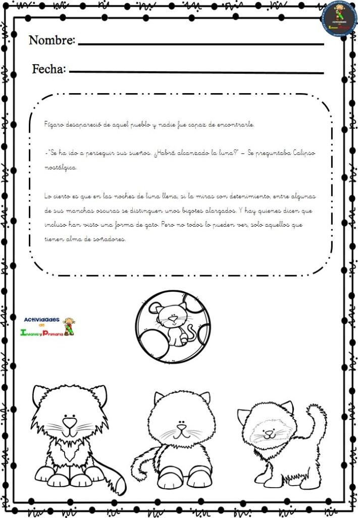 Fichas de comprension lectora pdf to word