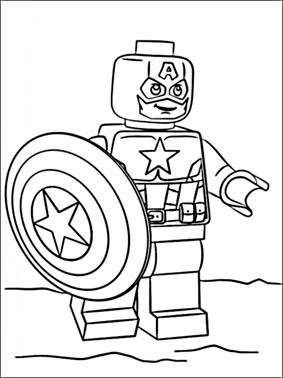 Minecraft People Coloring Pages