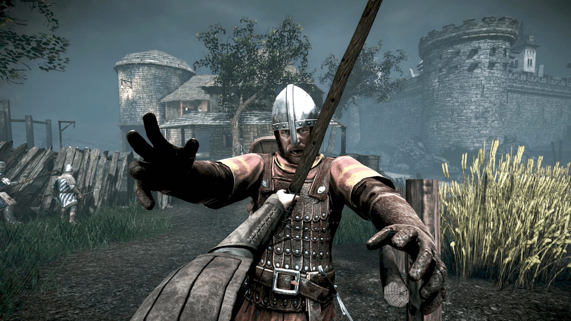 Chivalry Medieval Warfare Media