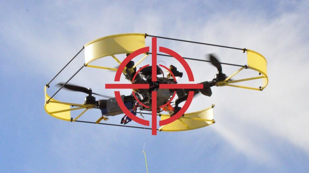 drone shootdown