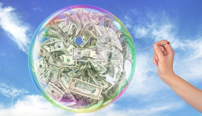 Image result for free to use image of asset-bubble