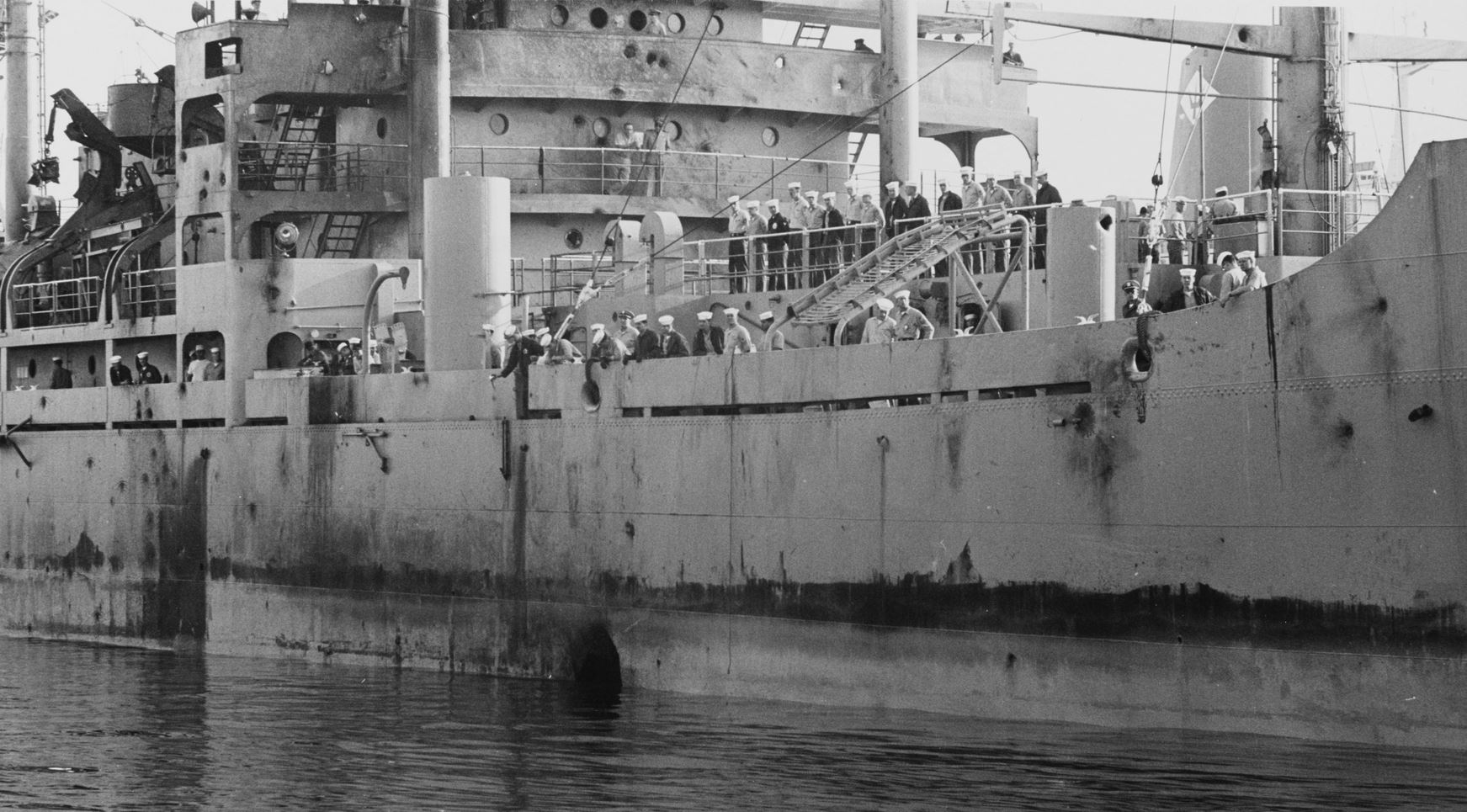 The USS Liberty: A Test For Americans