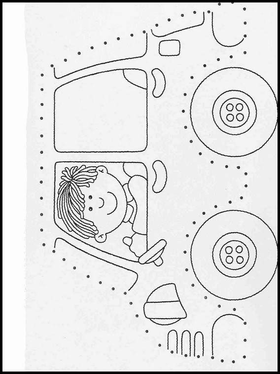 Worksheets Activities For Kids Complete The Drawings 75