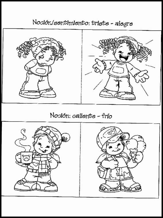 Worksheets Activities For Kids Logic Drawings To Learn