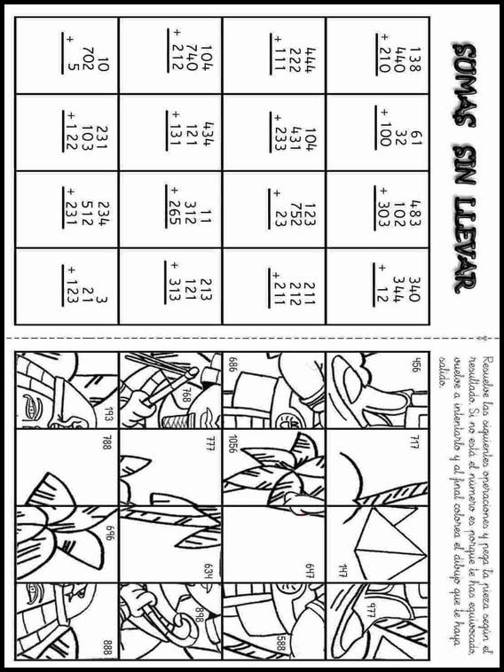 Printable Exercises For Kids Addition Fun To Learn Spanish 20