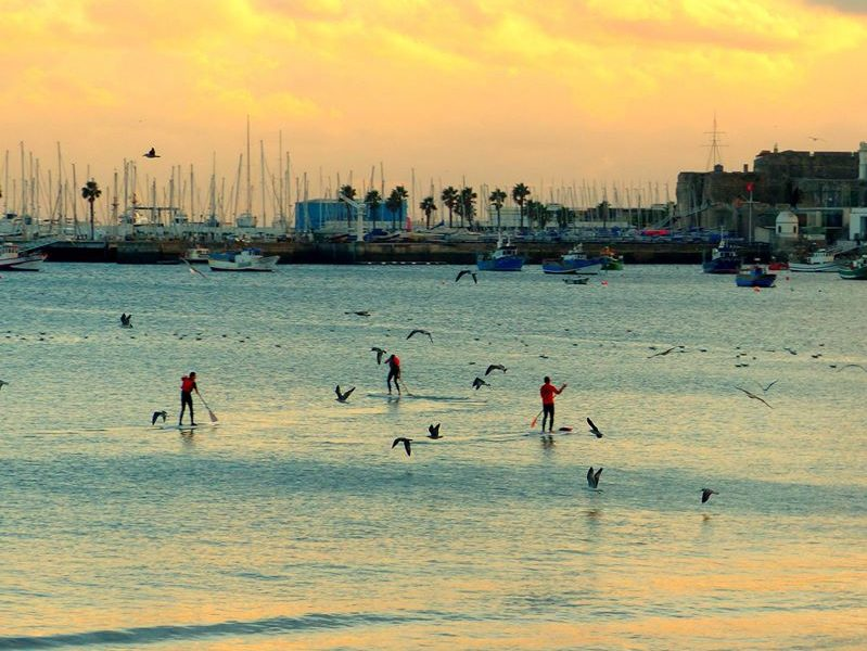 Paddle Board Cascais