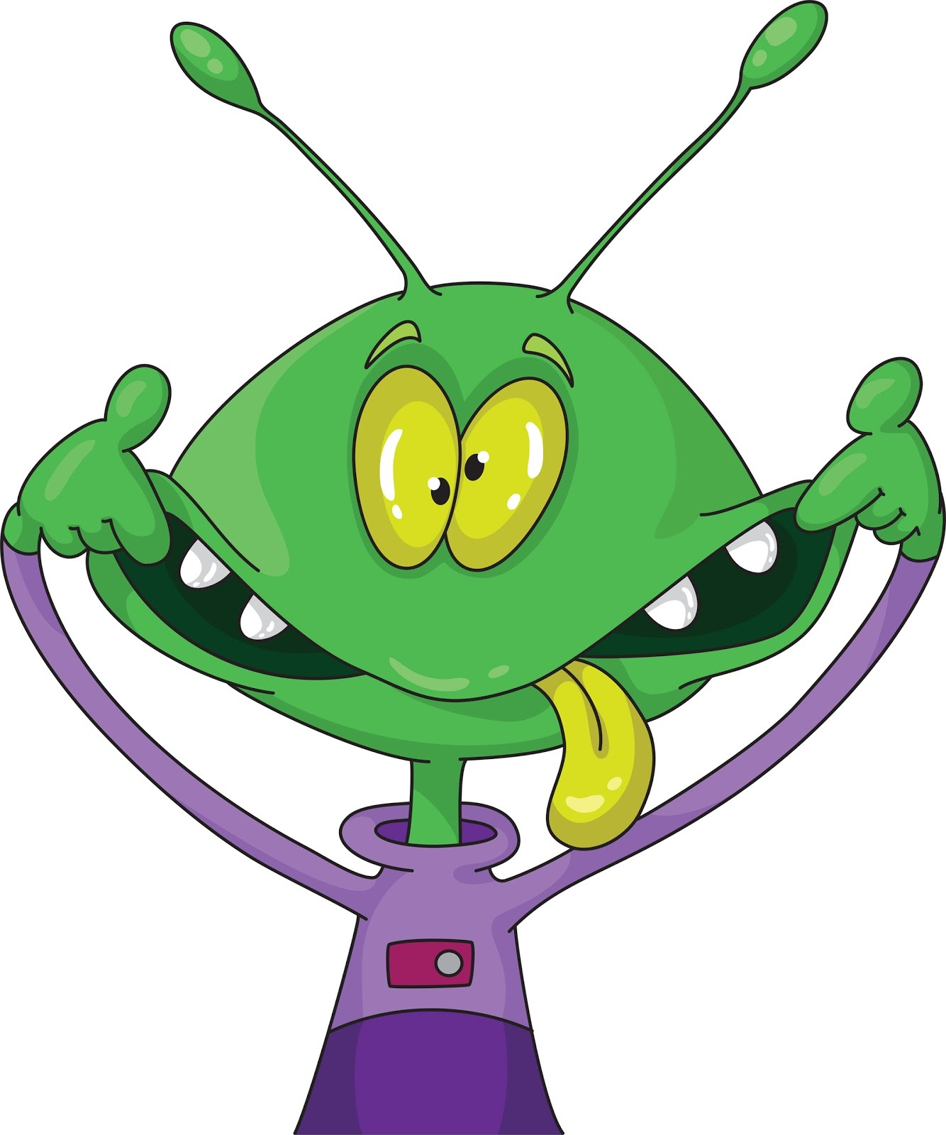 Alien Pictures For Kids