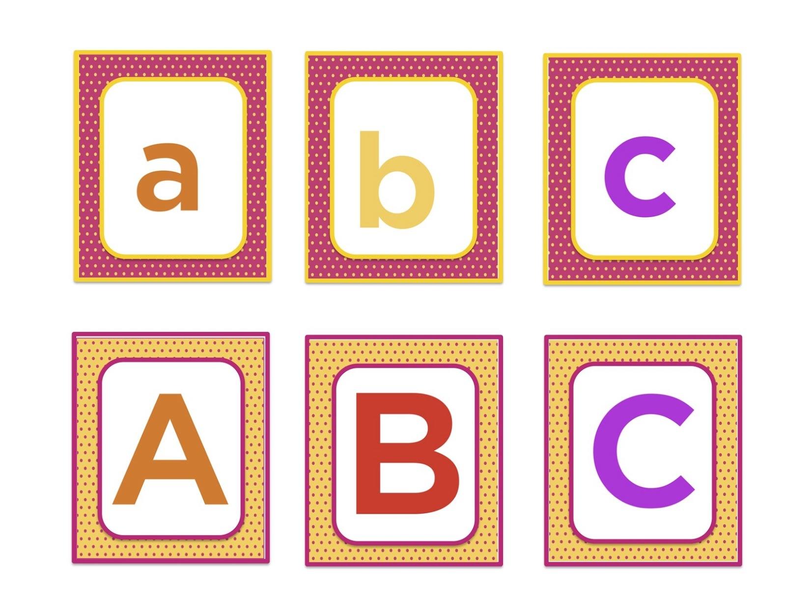 Free Alphabet Worksheets To Print