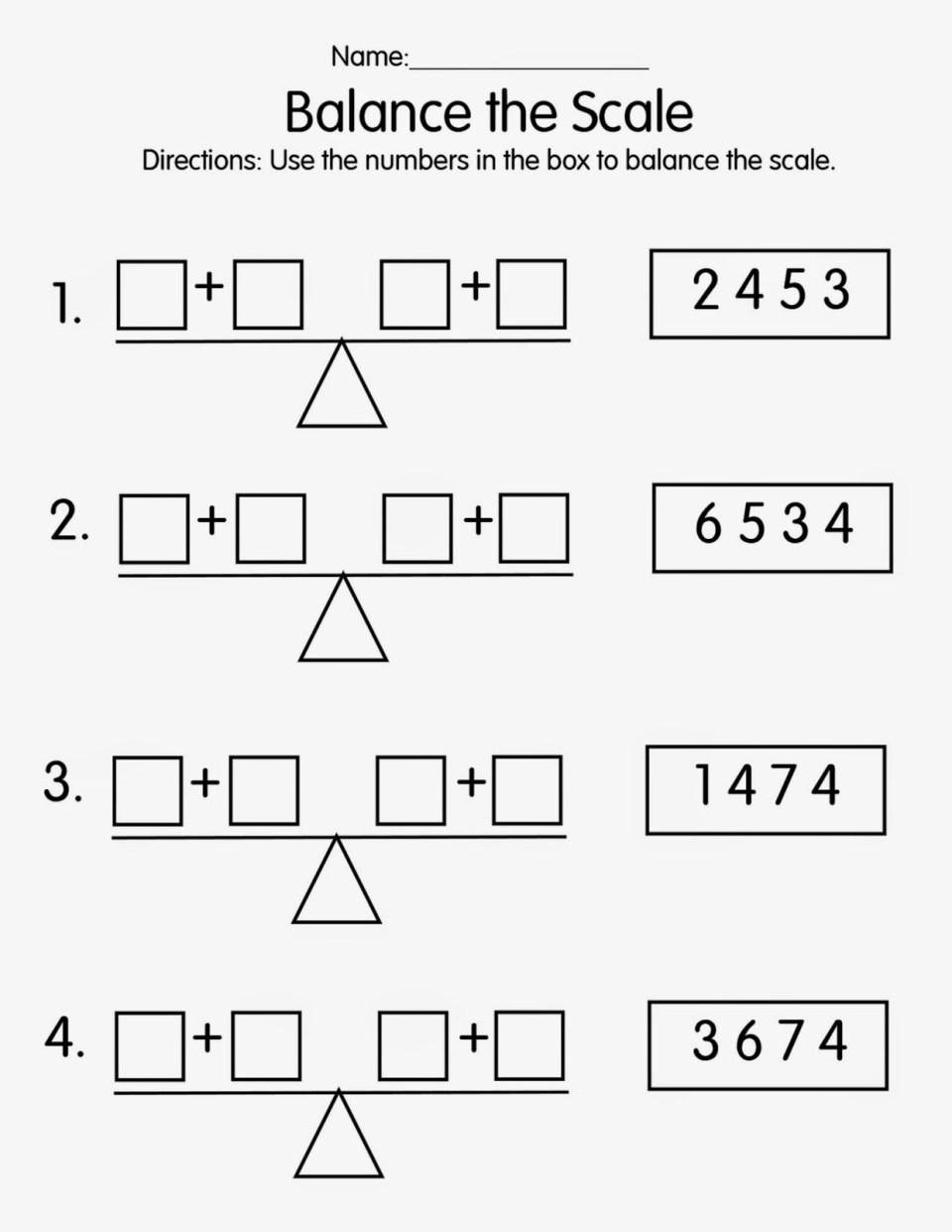 Image Result For Math Worksheet Add One More