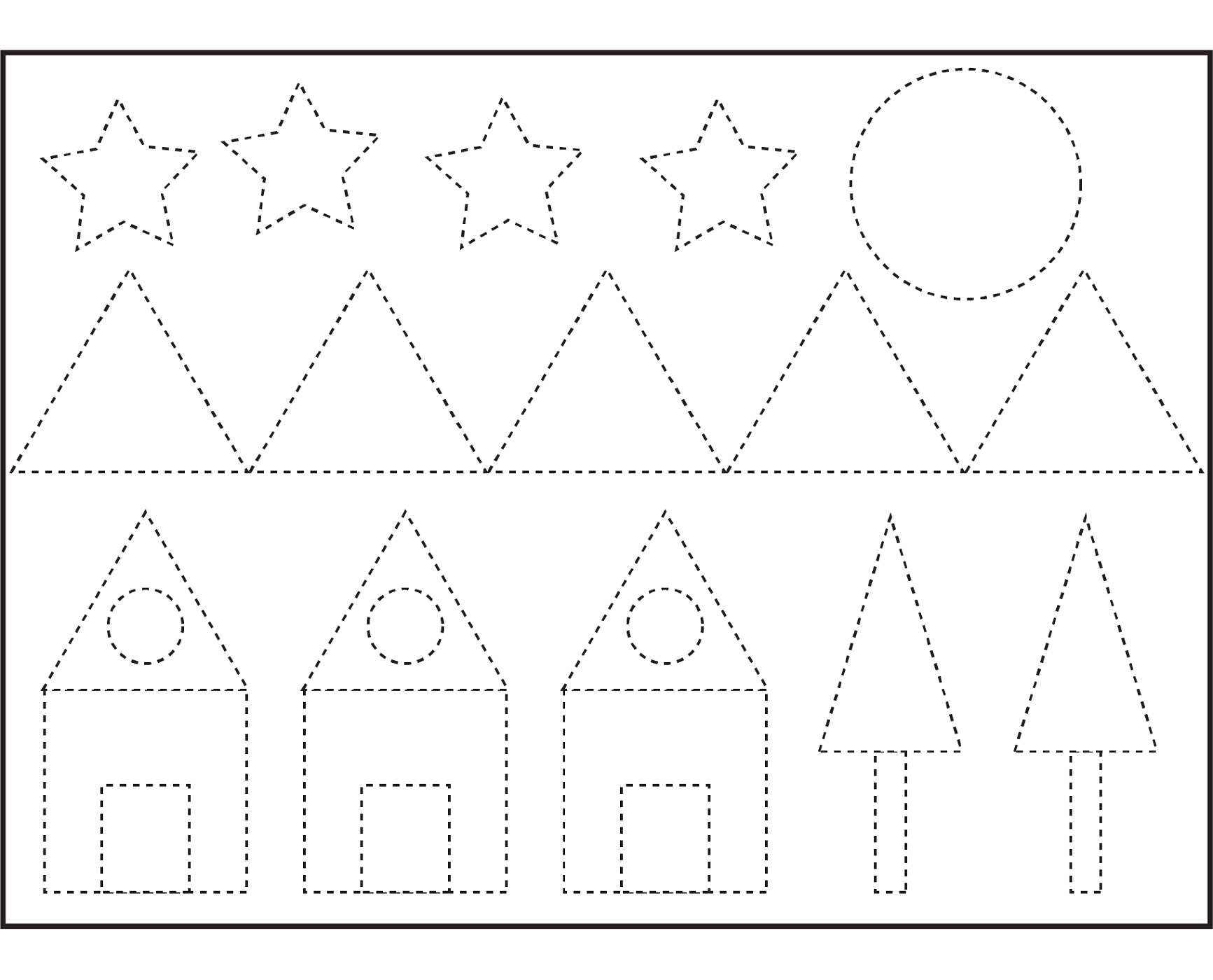 Worksheet Shapes Worksheets Worksheet Fun Worksheet Study Site