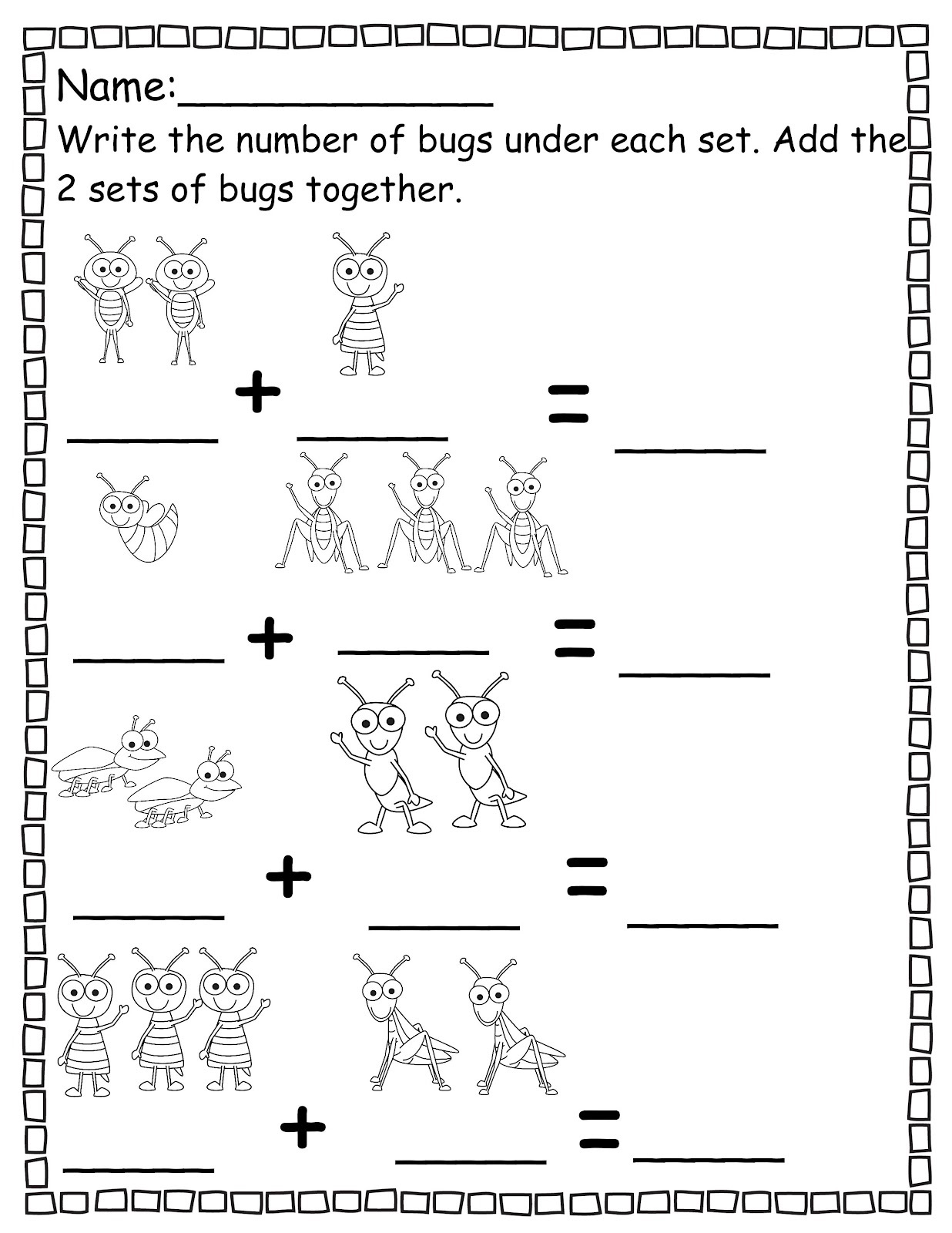 Pre K Worksheets Number Tracing