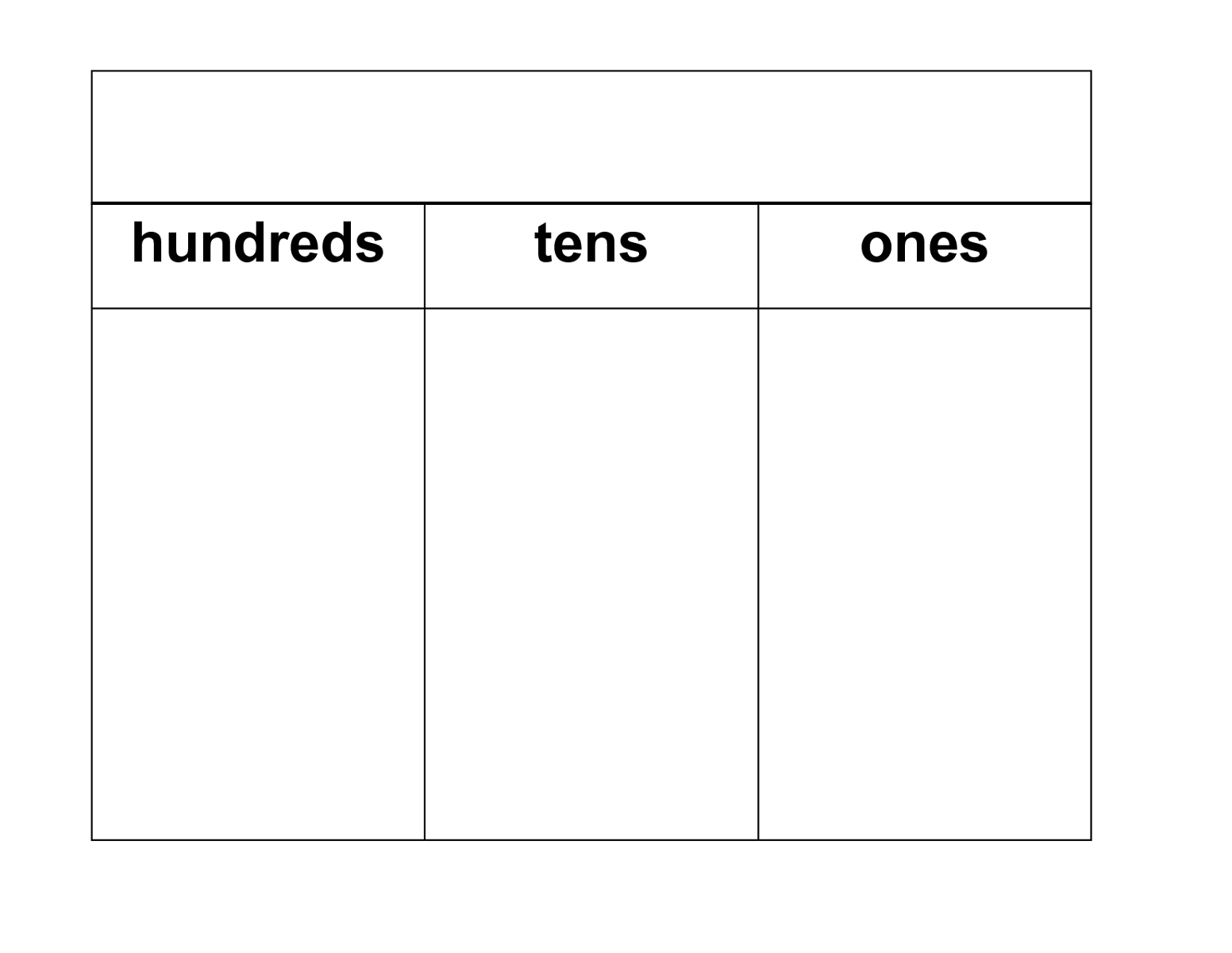 Tenths And Hundredths Worksheets
