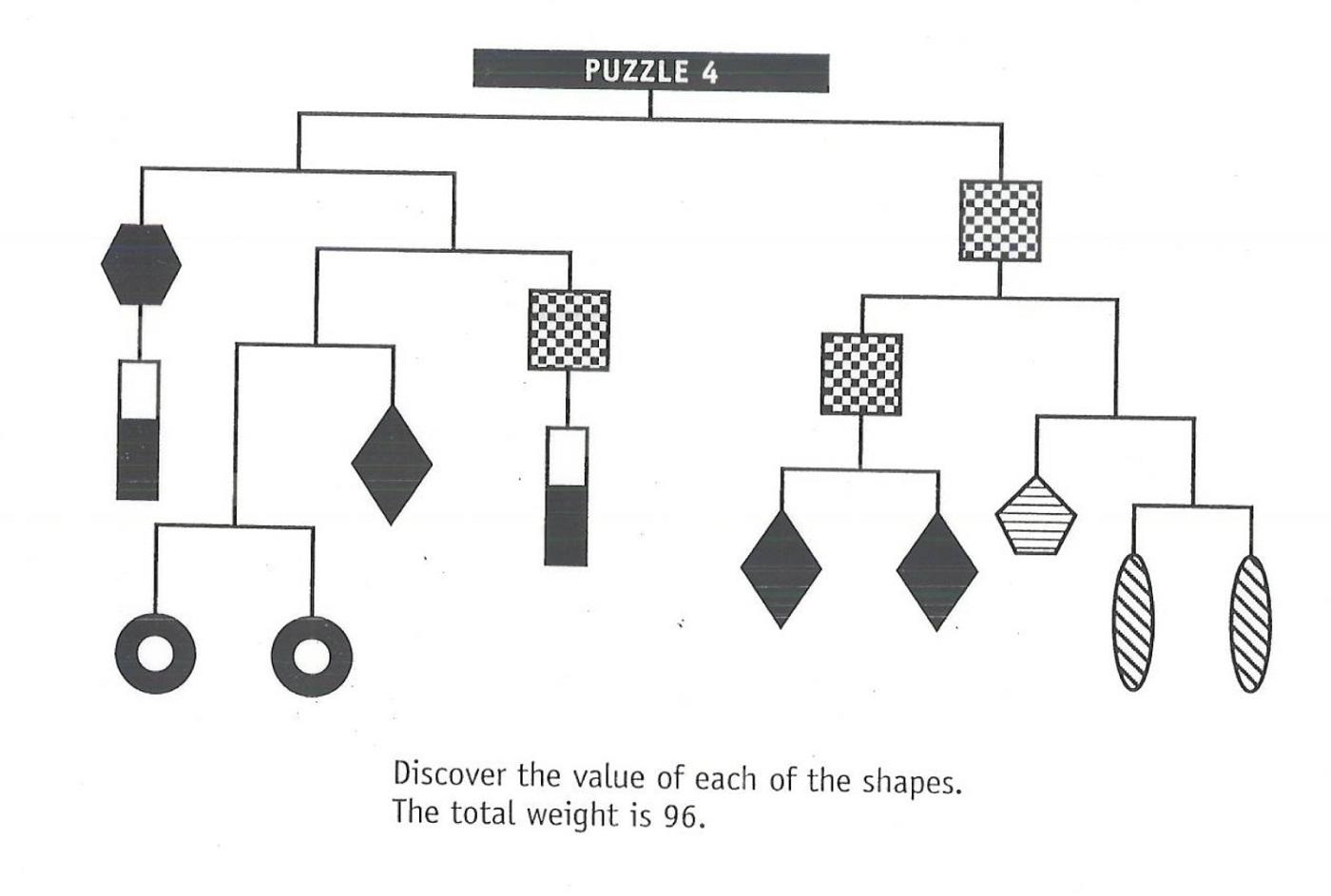 Balance Math Problems To Print