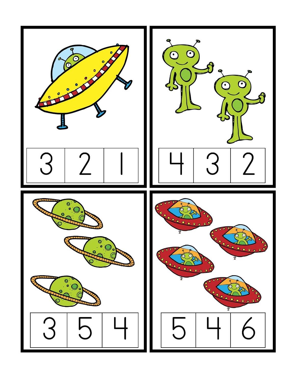 Planet Math Worksheets