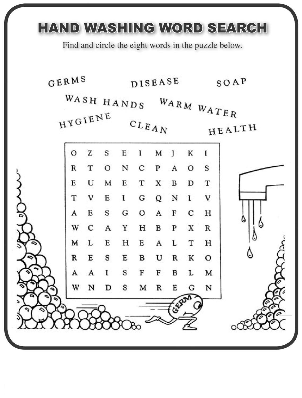 Fun Kids Word Searches