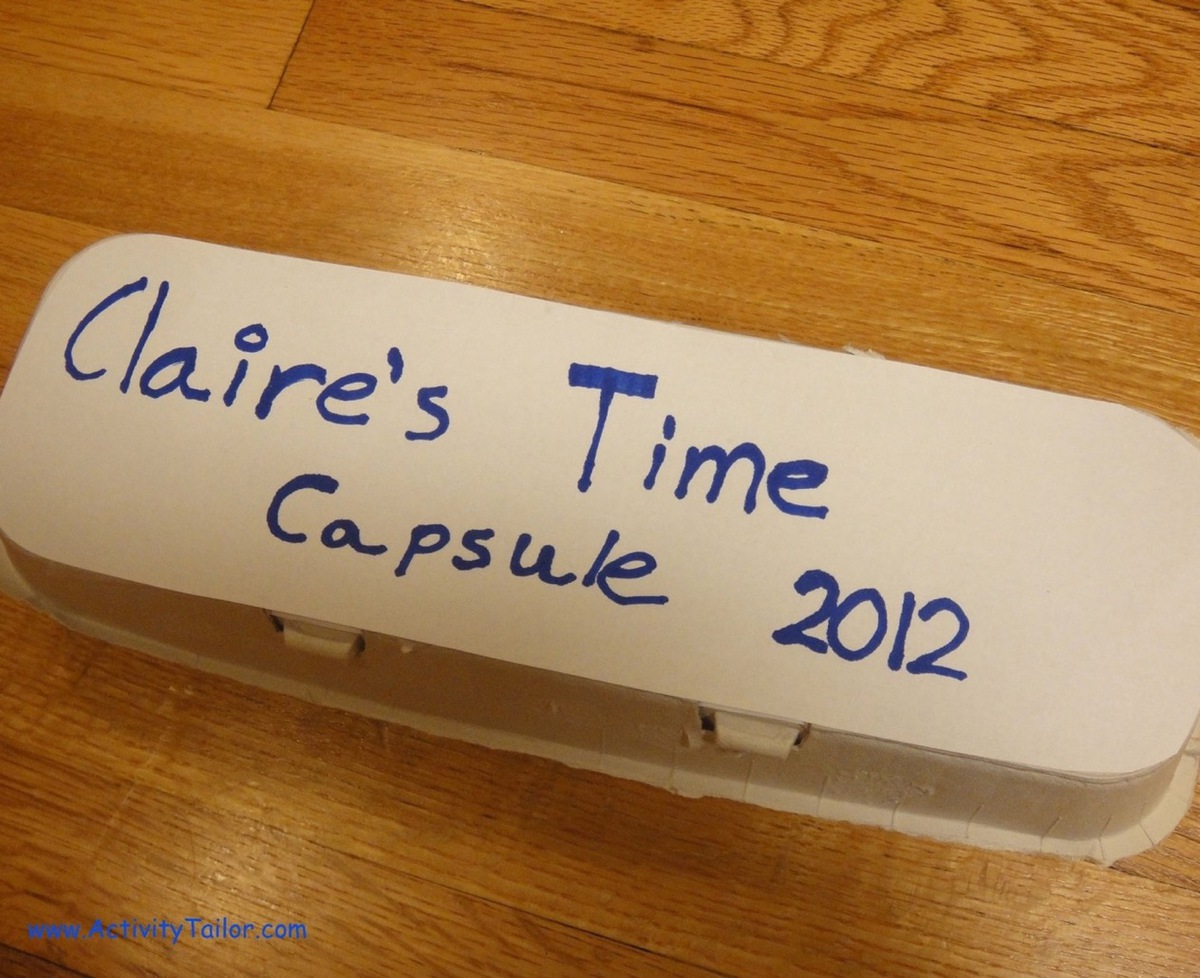 Time Capsule 2k12