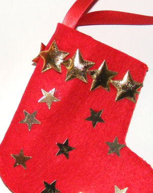 Christmas Stocking Decorations