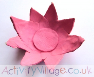 Lotus Flower Bowl