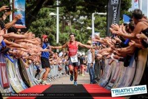 stéphane garcia, triathlon