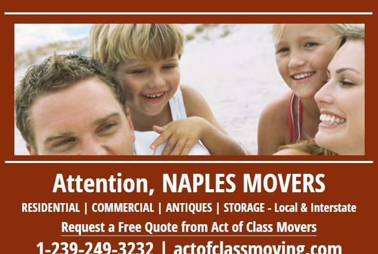 Moving services in Fort Myers | Movers Naples