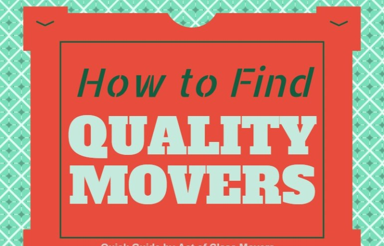 How to find Quality movers- Naples movers