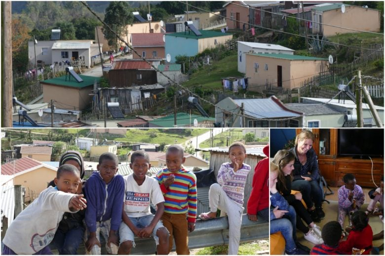 Knysna township tour