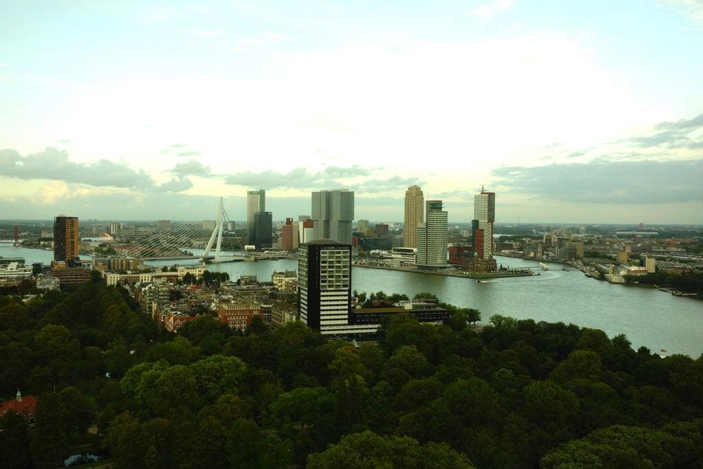 View Euromast Rotterdam