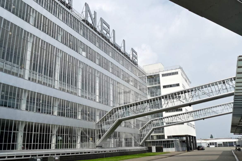 Rotterdam architecture