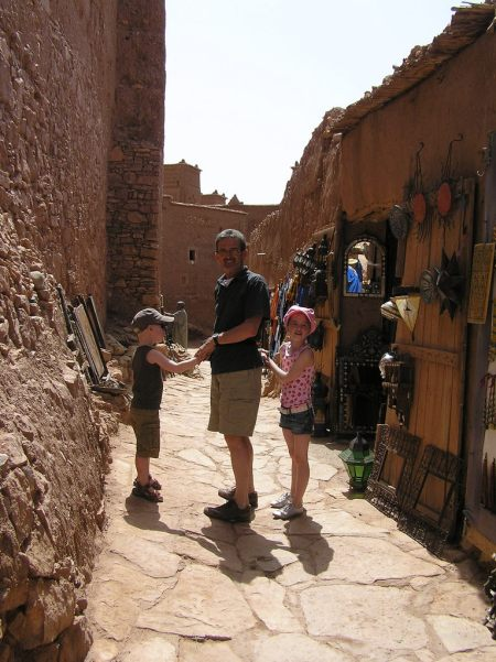 Morocco with kids