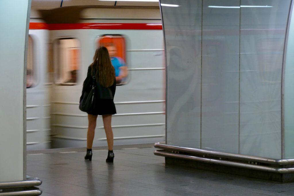 Metro Prague