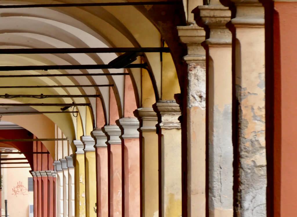 Porticoes Bologna
