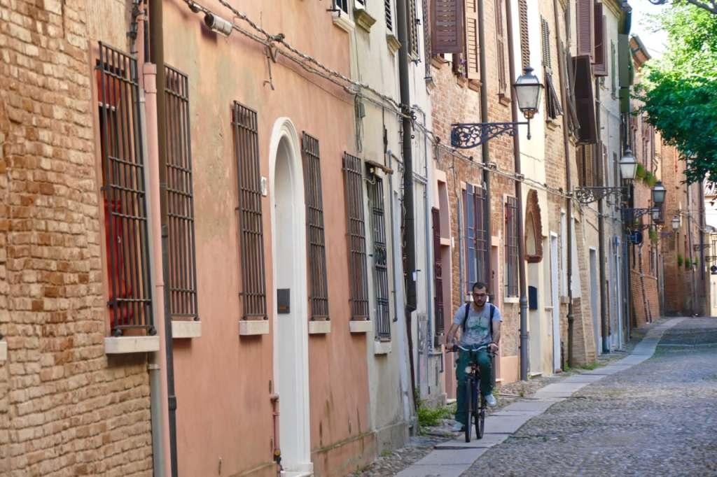 Ferrara Italy