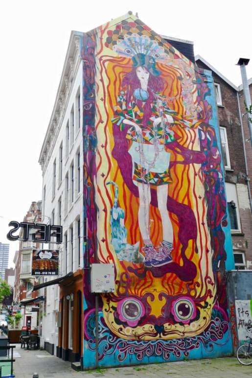 Mural Rotterdam