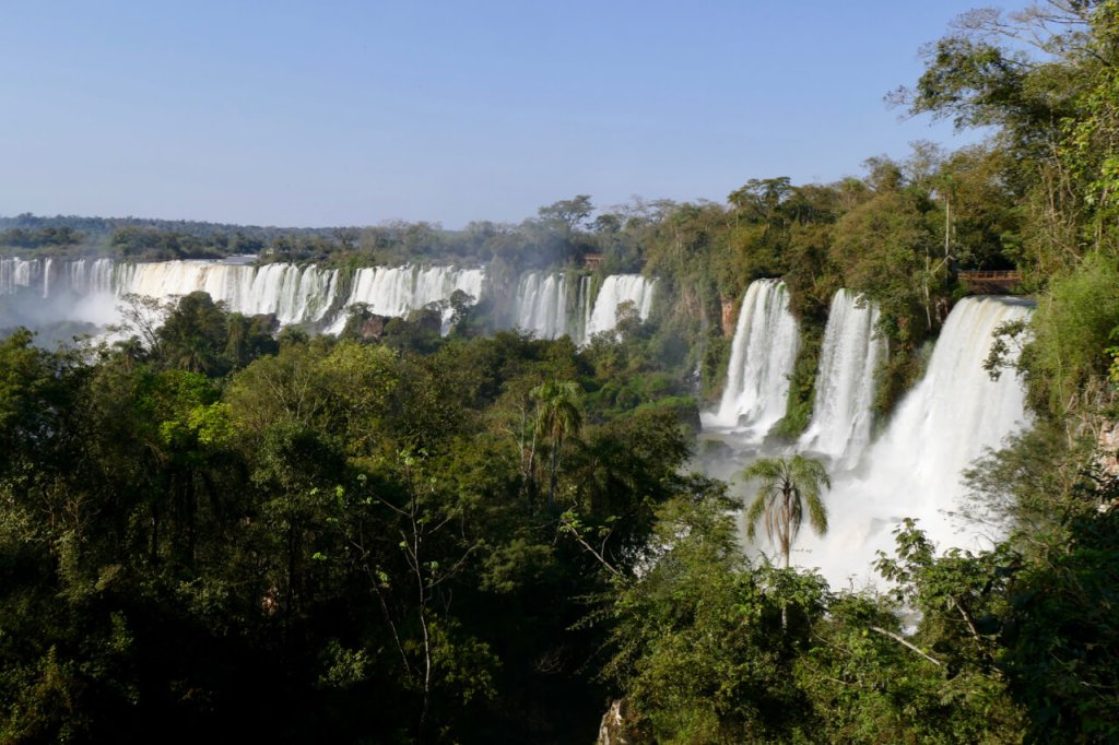 Iguazu waterfalls