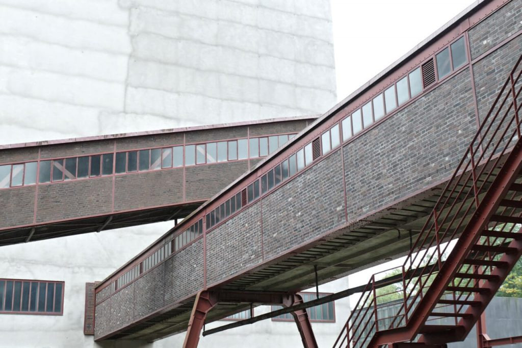 Tour in Zollverein