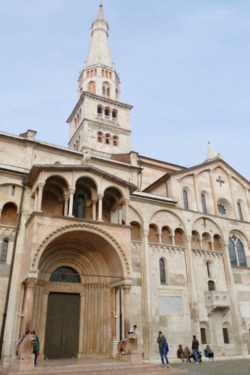Modena city center