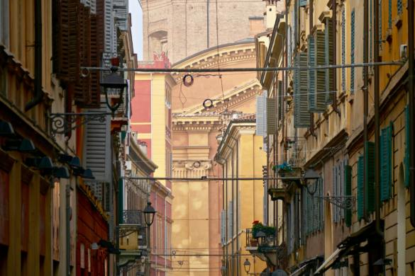 Modena city