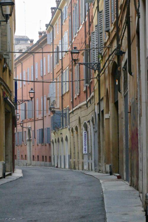 Medieval Modena