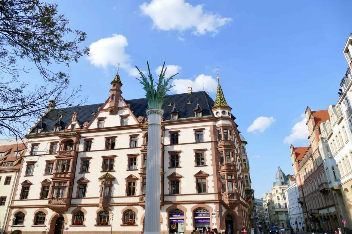 Leipzig buildings