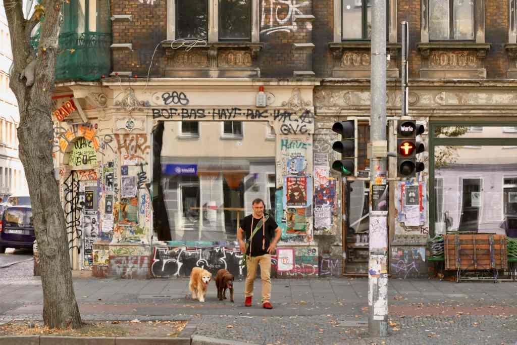 Leipzig street