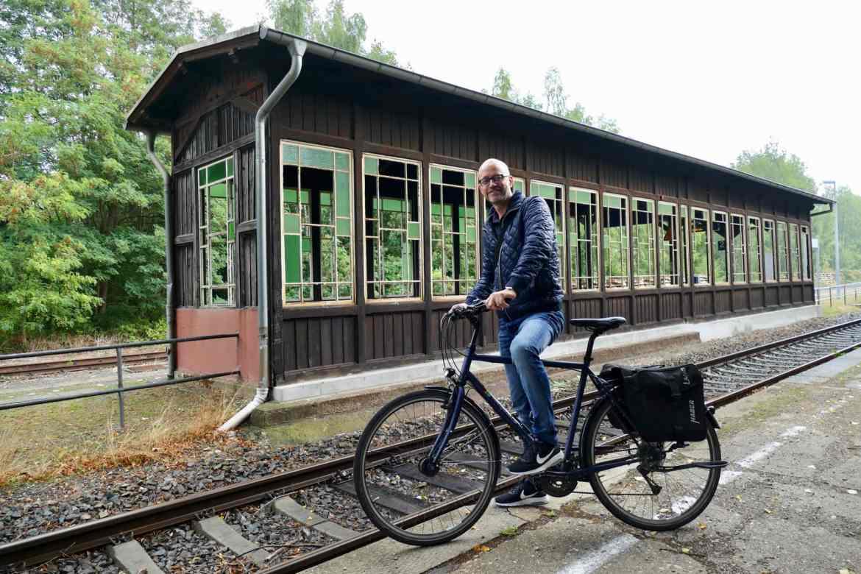 Bike tour Leipzig region