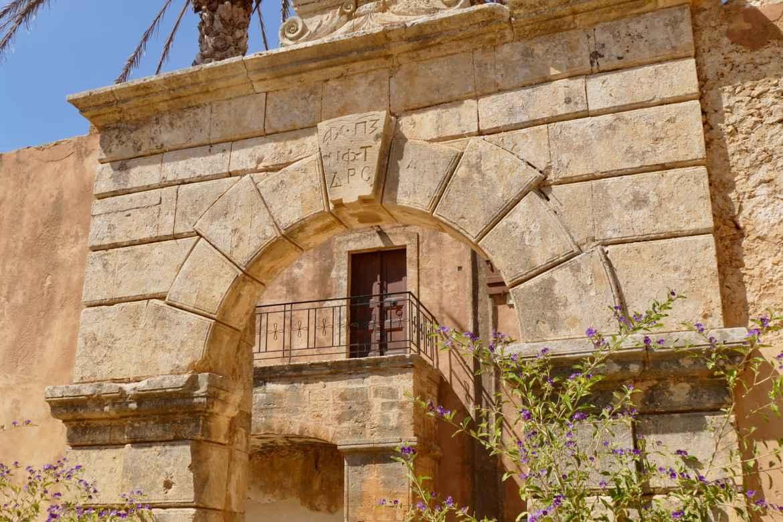 Arkadi Monastery Crete Greece